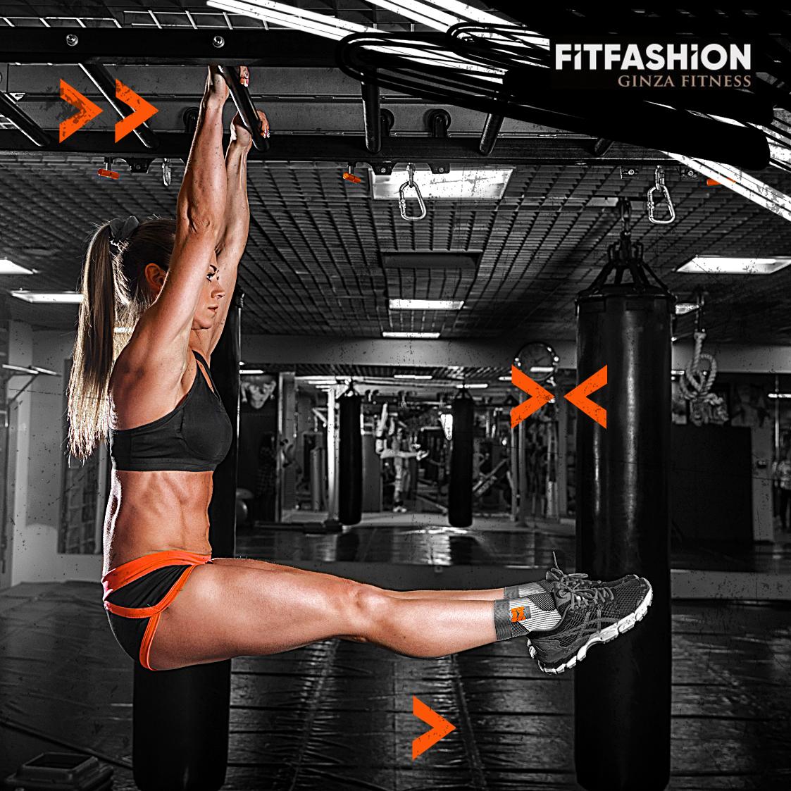 Новый партнёр FITFASHION (ginza fitness)